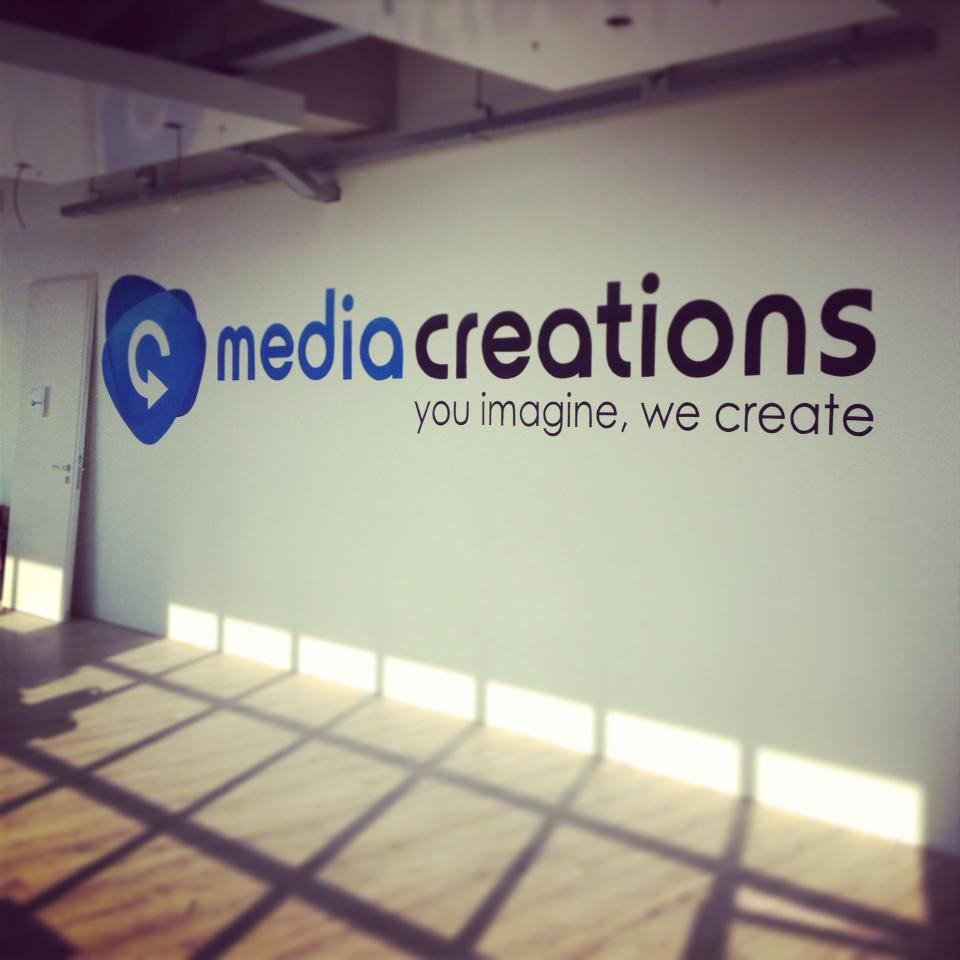 media creations logo